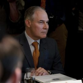 EPA just gave notice to dozens of scientific advisory board members that their time is up